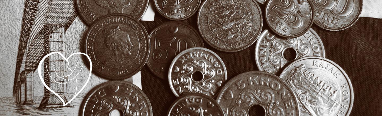 Danske mønter